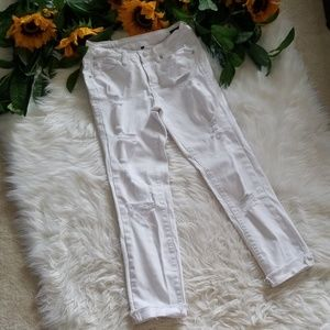 JAG Jeans Mid Rise Slim Ankle
